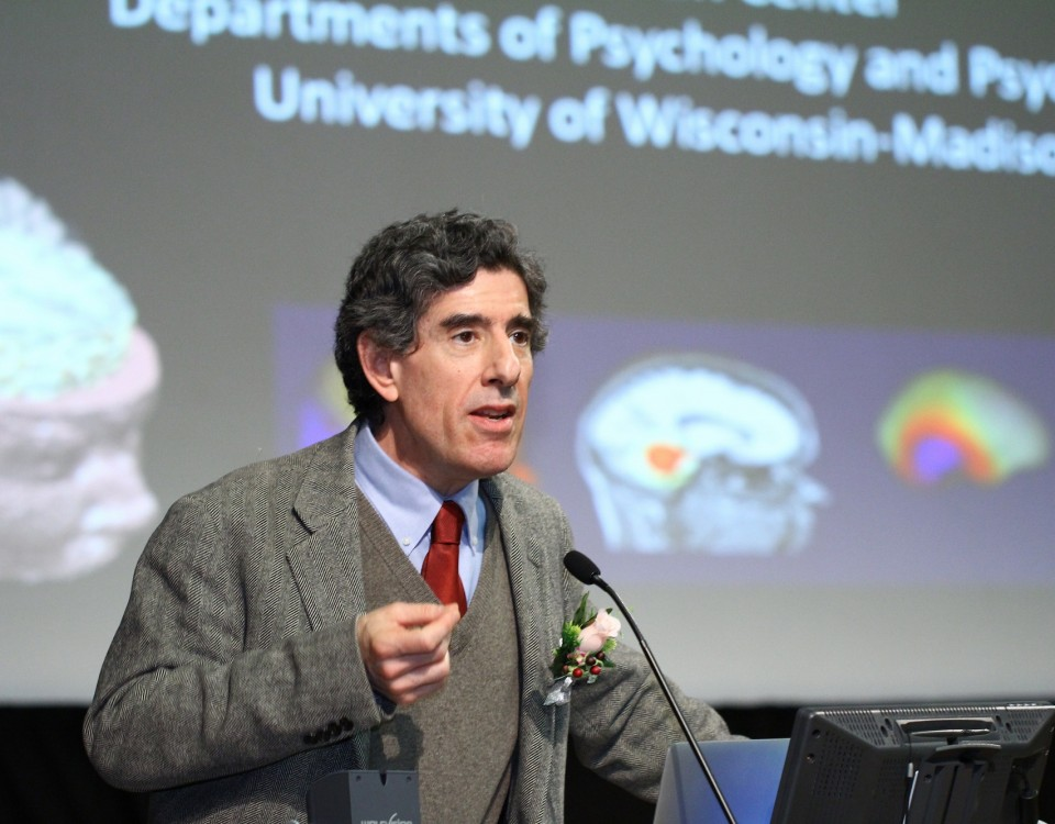 richard davidson neuroscience méditation
